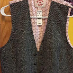 Brooks Brothers Red Fleece Waistcoat